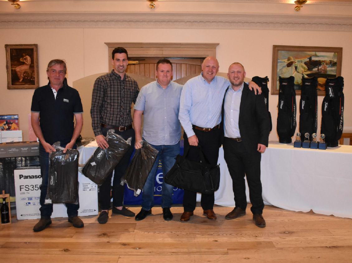 Crest Nicholson Charity Golf Day